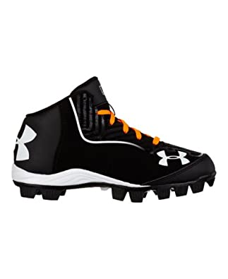 Buy Under Armour Big Boys' UA Ignite Mid RM CC Baseball Cleats by Under Armour