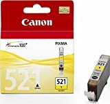 Canon Pixma MP640 Original Printer Ink Cartridge - Yellow