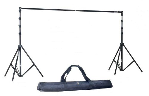 Giottos LCB3-1 Background Support Set with Telescopic Crosspole