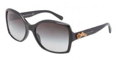 D&G Dolce & Gabbana 0Dg4168 501/8G Square Sunglasses,Black,58 Mm