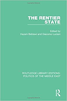 Routledge Library Editions: Politics Of The Middle East: The Rentier State