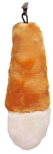 Plush Animal Tail Costume Clip On Accessory Theater, Halloween, or Furry Fun