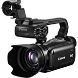 Canon XA-10 (XA10, XA 10) compact full HD camcorder with 1/3inch CMOS sensor, 10x zoom lens and AVCHD recording