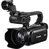 Canon XA-10 (XA10, XA 10) compact full HD camcorder with 1/3inch CMOS sensor, 10x zoom lens and AVCHD recording