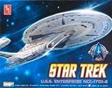 Star Trek Uss Enterprise Ncc-1701-e Plastic Model Kit