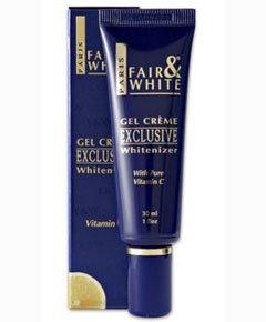 Fair & White Exclusive Whitenizer Gel Cream Vitamin C
