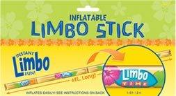 Hawaiian Inflatable Limbo Stick 6 Feet