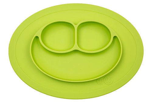 Mini Mat Lime Silicone Placemat