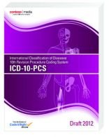 2012 ICD-10-PCs, Draft