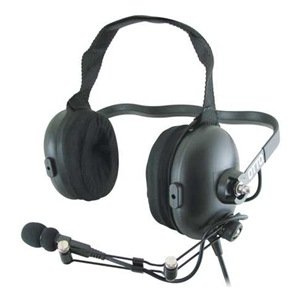 Dual Muff Hd Noise Attenuating Headset