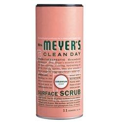 Mrs. Meyer's Clean Day Surface Scrub Geranium -- 11 oz