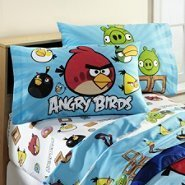 Angry Birds Bedding 2505 front