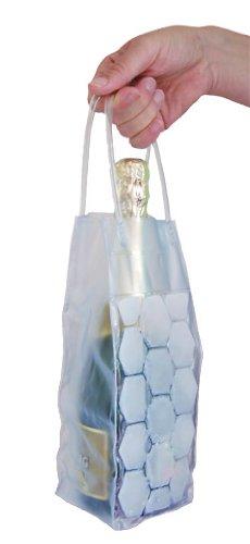 fackelmann 49397 flaschen k hltasche 34 x 12 cm g nstige salsaschuhe und salsakleidung in. Black Bedroom Furniture Sets. Home Design Ideas