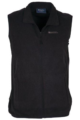 mountain-warehouse-alder-mens-walking-hiking-microfleece-fleece-bodywarmer-gilet-body-warmer-black-m