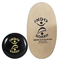 Indo Board IndoFLO Mini Balance Stimulator - Natural from Indo Board