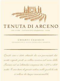 Tenuta Di Arceno Chianti Classico 2009 1.50L