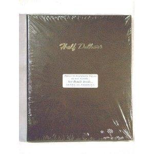 Dansco Half Dollars Plain with 80 Ports Album #7157