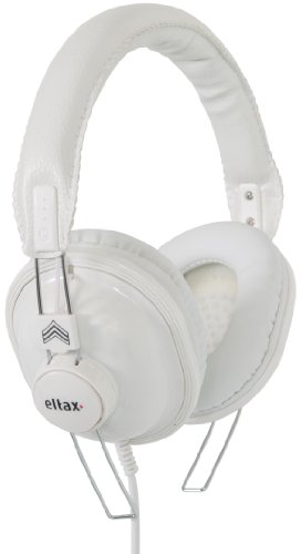 Eltax Soundtroops 22001 Weiss Casque Traditionnel Filaire