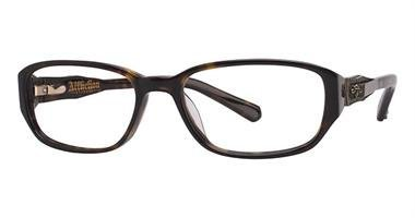 Affliction ALEX Designer Eyeglasses - Tortoise/Gold