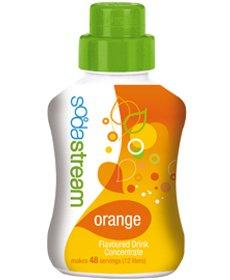 SODASTREAM SODA STREAM SODA DRINKS FLAVOURS 500ml PACK (Orange)