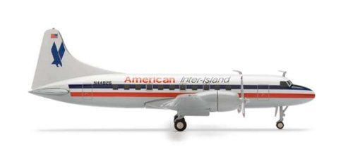 herpa-wings-he552486-american-airlines-inter-island-cv-440-model-airplane-by-daron-worldwide