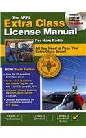 The ARRL Extra Class License Manual Book with CD-ROM Arrl Extra Class License Manual for the Radio Amateur087259596X
