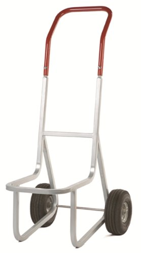 Raymond 500PN Stacked Chair Dolly with 4.1″ x 10″ Pneumatic Rubber Wheels, 240 lbs Capacity, 14-1/2″ Width x 48″ Height x 33-1/2″ Depth