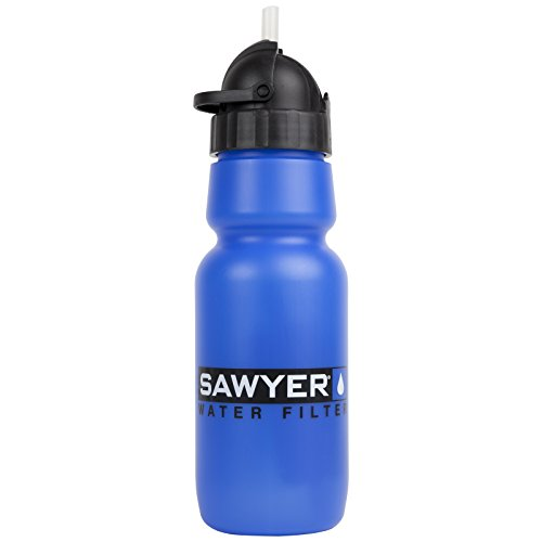 Sawyer Products SP140 Personal Water Bottle Filter, 34-Ounce (Sawyer Water Filter Bottle compare prices)