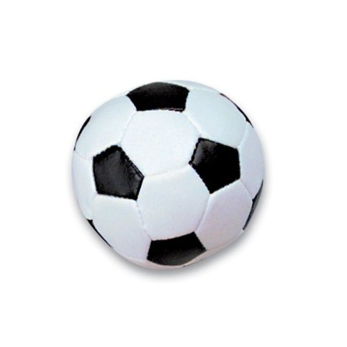 "2"" SOFT STUFF SOCCER BALL (1 DOZEN) - BULK"