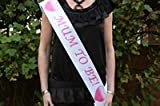 A Satin 'Mum To Be' Heart Sash