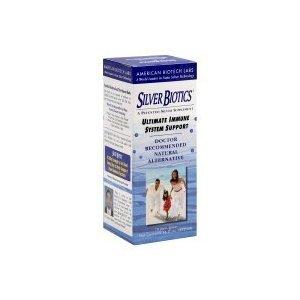 American Biotech Labs Silver Biotics 16 oz ( Multi-Pack)