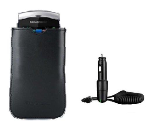 Pack voiture chargeur allume-cigare AN300 + étui CA750