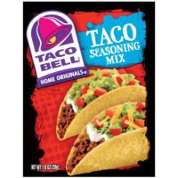 Taco Bell Taco Seasoning Mix (Case of 24)