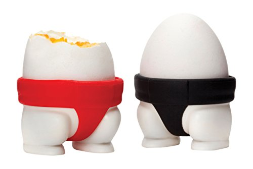 NEW!!! SUMO EGGS 2 EGG CUPS