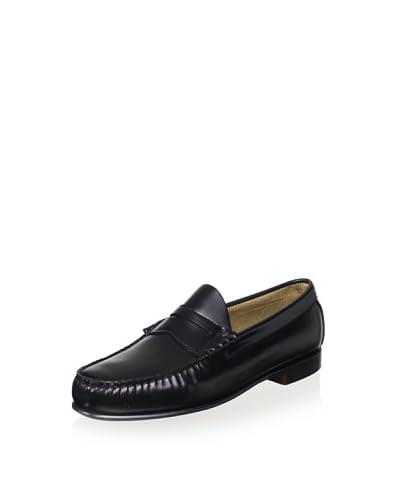 Bass Men's Leverett Loafer  [Black]