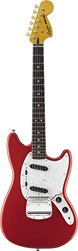 guitares-electriques-squier-by-fender-vintage-modified-mustang-fiesta-red-retro-neo-vintage