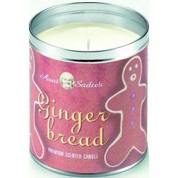 Aunt Sadie's Gingerbread Men Candle