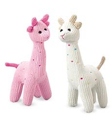 Squeaky the Giraffe Baby and Toddler Toy