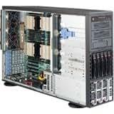 Supermicro - SYS-8047R-7RFT+ - System SYS-8047R-7RFT+ 4U LGA2011 E5-4600 PCI Express DDR3 SAS/SATA 1400W 80PLUS PLATINUM