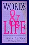 Words and Life (0674956079) by Putnam, Hilary