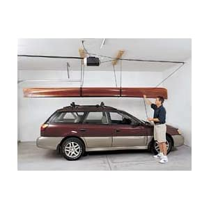 Click to buy Canoe Hoist and Kayak Hoist 145lb Capacity from Amazon!