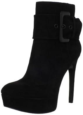 Amazon.com: Via Spiga Women's Demetra Bootie,Black,6 M US: Shoes