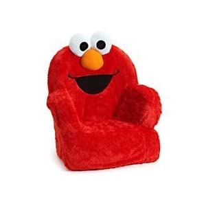 Elmo Giggle U0026 Shake Chair By Marshmallow Review