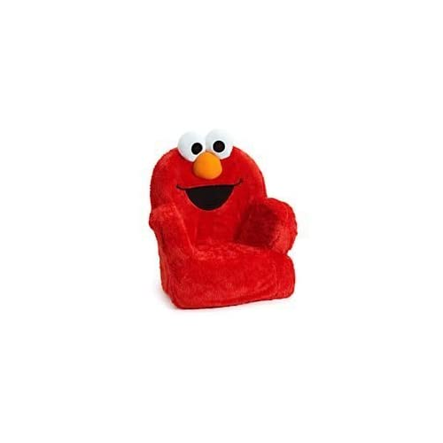 elmo giggle shake chair by marshmallow