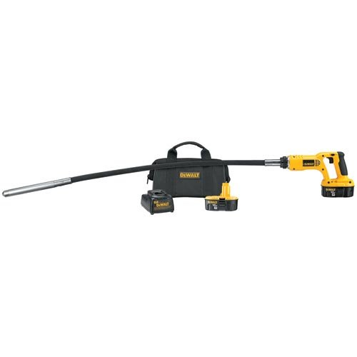 DEWALT DC530KA 18-Volt Cordless Pencil Vibrator Kit