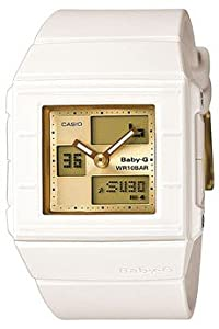 Casio Baby-G Square Digital Watch for girls Shock-resistent