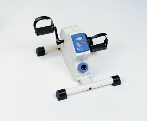Medline Portable Mini Exercise Bike