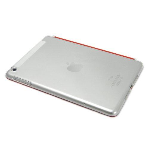 iPad mini ケース カバー   ハードケース   Timber  TIIPMC01CRS (スマートカバー対応, クリア)