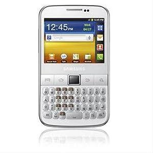 Samsung Galaxy Y Pro (B5510) - Smartphone libre Android (pantalla de 2,6