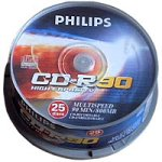 CD-R Philips 800mb multi speed 25pk beehive (CR8D8NB25/00)